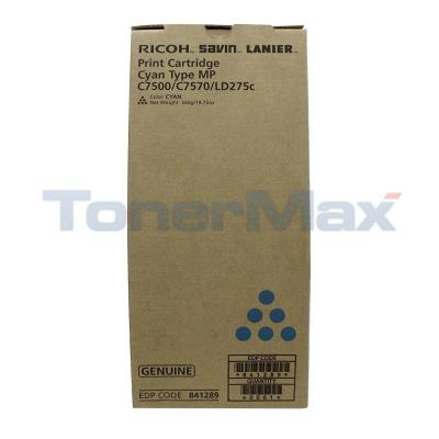 RICOH SL TYPE MP C7500/C7570/LD275C PRINT CTG CYAN